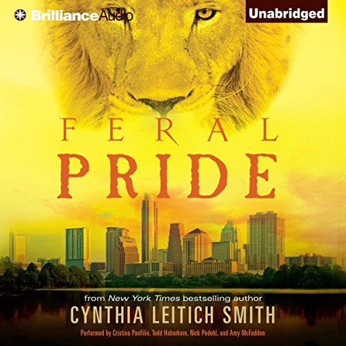 Feral Pride audiobook cover art