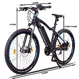 Zoom IMG-2 ncm moscow bicicletta elettrica da