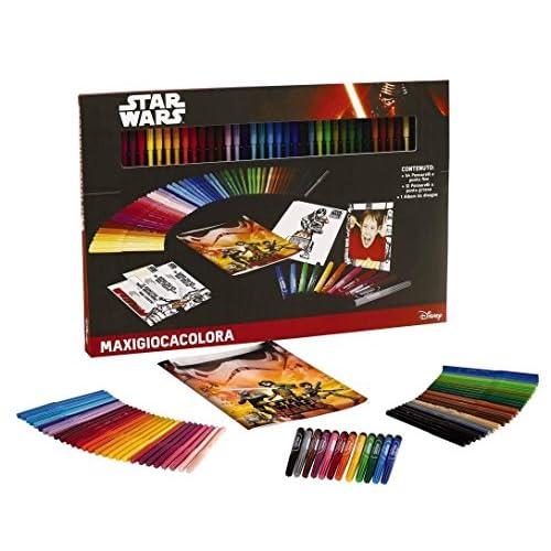 Auguri Preziosi MAA00000 Star Wars Maxigiocacolora Magic