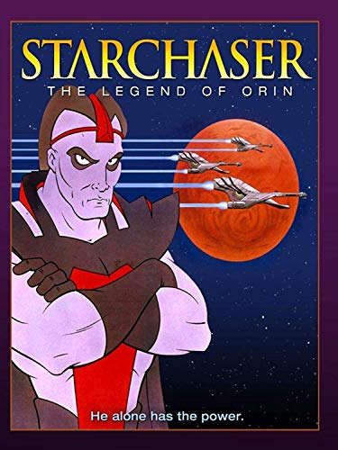 Starchaser: The Legend of Orin [Blu-ray]