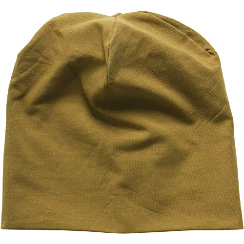 Fred'S World By Green Cotton Alfa Beanie Bonnet, Vert (Dark Olive 018083206), 56/62 Bébé garçon