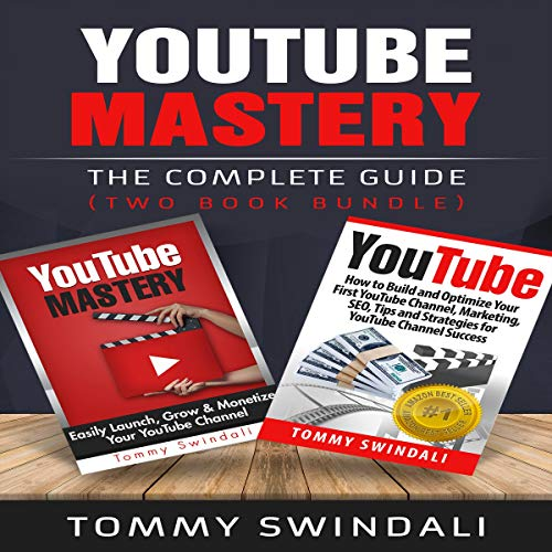 YouTube Mastery     How to Build and Optimize Your YouTube Channel, Marketing, SEO, Tips and Strategies for YouTube Channel, Social Media and Passive Income              Auteur(s):                                                                                                                                 Tommy Swindali                               Narrateur(s):                                                                                                                                 Erich Bailey,                                                                                        Roland Purdy                      Durée: 1 h et 24 min     Pas de évaluations     Au global 0,0