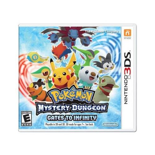 Max 55% OFF Pokémon Mystery Dungeon: Gates to service Infinity