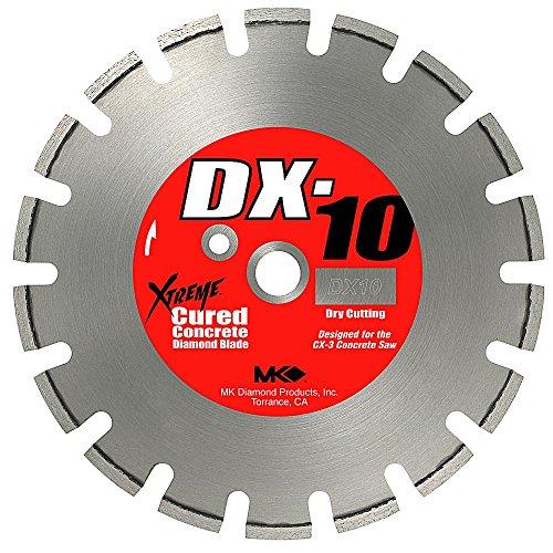 MK Diamond 159686 DX-10 14-Inch Premium Cured Concrete Blade