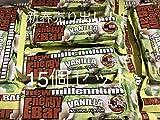 大量 SOS FOOD LAB 自衛隊 戦闘糧食 ミレニアムエナジーバー15個セット新品 非常食 備蓄食 MRE トレイル レーション 限定品