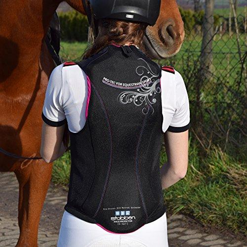 Stübben Rückenprotektor Ladies Version - S