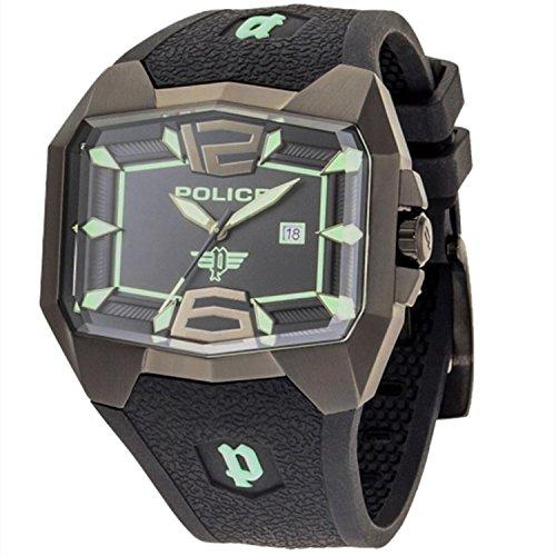 Police GS-PL-30THANN-JW - Reloj analógico de Cuarzo para...