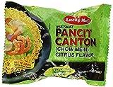 Pancit Canton Citrus Flavor (Kalamansi) Chow Mein - 6 x 2.12 oz by Lucky Me