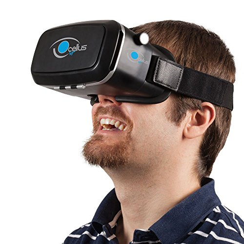 Gafas realidad virtual 3D VR compatibles...