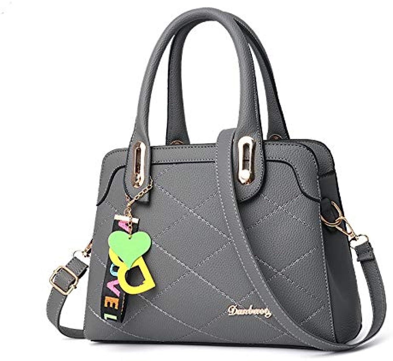 HYDYI Damen Handtasche    Damen Handtasche Crossbody Umhängetasche Large Space Damentasche B07JVGFK2Z  Kunde zuerst 349bdf