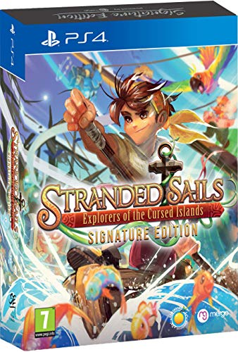 Stranded Sails - Signature Edition - PS4