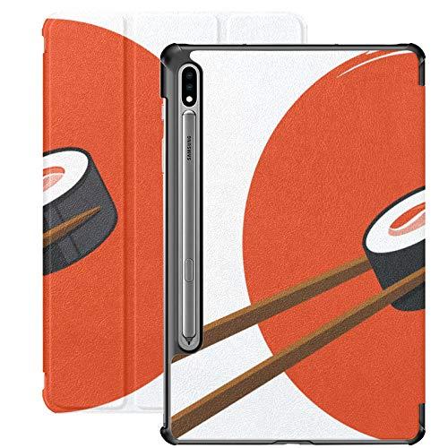 Kawaii - Carcasa para Samsung Galaxy Tab S7/S7 Plus (7 pulgadas), soporte trasero para tablet Samsung Galaxy Tab S7 de 11 pulgadas, S7 Plus de 12,4 pulgadas