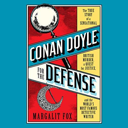 Conan Doyle for the Defense audiobook cover art