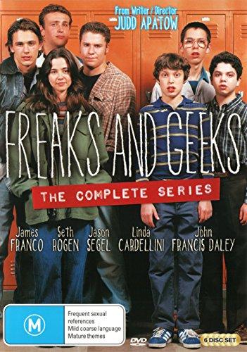 Freaks and Geeks - Complete Series [DVD] by Seth Rogen