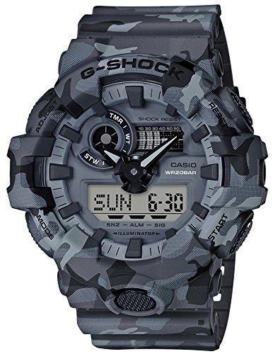 [カシオ] 腕時計 ジーショック GA-700CM-8AJF メンズ