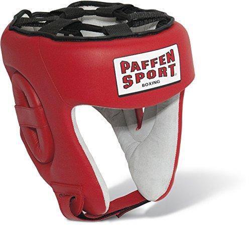 Paffen Sport Contest Wettkampf-Kopfschutz ohne Prüfmarke; rot; GR: XL