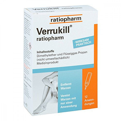 Verrukill ratiopharm Spray, 50 ml
