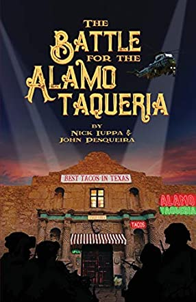 The Battle for the Alamo Taqueria