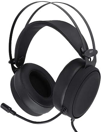 Wendry Gaming Headset, Headset Gaming Headset Heavy Bass Computer PC Gamer Black Headphone Compatibile Dispositivi da 4 mm a 4 Pin per Xbox One / PS4 - Trova i prezzi più bassi