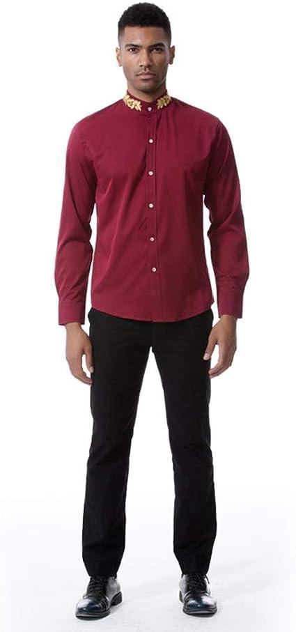 Camisa Manga Corta Hombre Camisa para hombre, otoño e ...