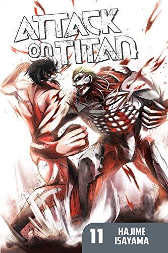 Attack on Titan Vol. 11 (English Edition)