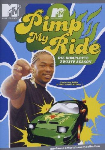 Pimp My Ride - Season 2 (OmU) (3 DVDs)
