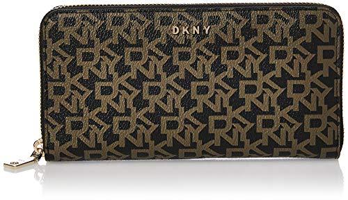 DKNY Bryant Geldbörse schwarz/grau