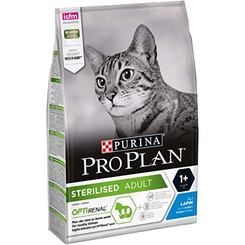quel est le meilleur croquette pour chat stérilisé choix du monde