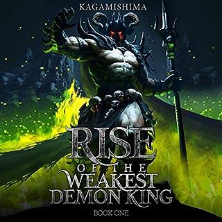 Rise of the Weakest Demon King: A Monster LitRPG Novel Titelbild