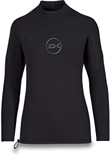 1MM Neo LS Stitchfree Surf Jacket - Black