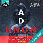 Page de couverture de Ad Unum