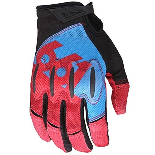 SixSixOne Bike-Handschuhe Evo II Blau Gr. S