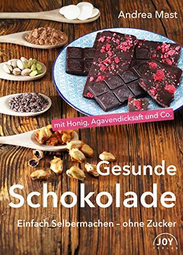 Gesunde Schokolade: Einfach Selbermachen - ohne Zucker