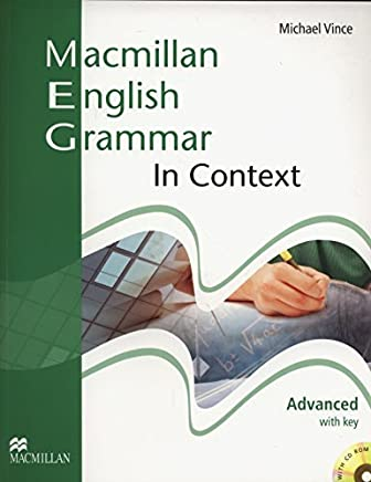 Macmillan English Grammar In Context Advanced Pack with Key by S. Clarke(2008-01-01)