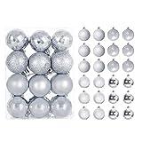 Top 10 Silver Christmas Balls