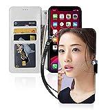 石原さとみ Iphone 11 / 11 pro / 11 pro max ケース 手帳型 カバー おしゃれ スマホケース カード収納 財布型 スタンド機能 傷/落下防止 アイフォン 11 軽量 2021年新型
