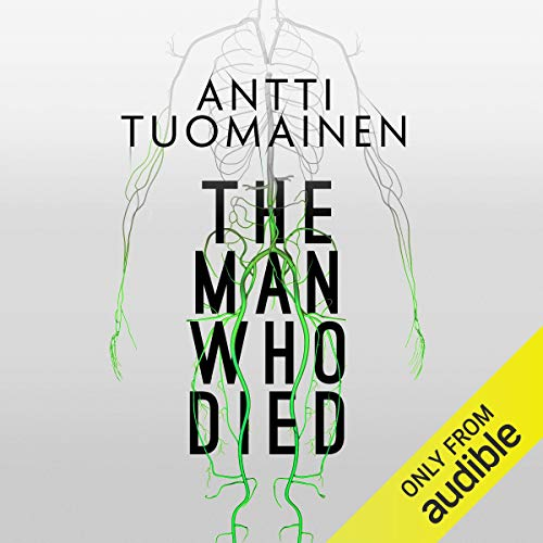 Couverture de The Man Who Died