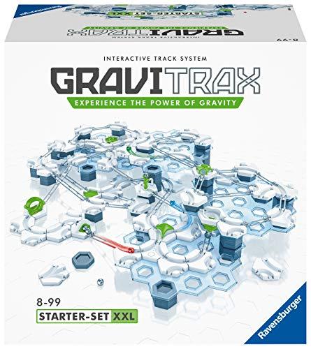 Ravensburger 27615 GraviTrax Starter Set XXL, Gioco Costruzioni STEM, +200 Componenti, Età Consigliata 8+