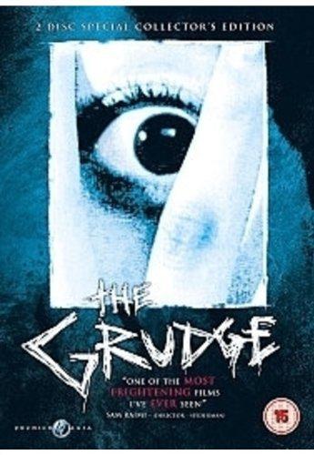Grudge Platinum Edition [Reino Unido] [DVD]