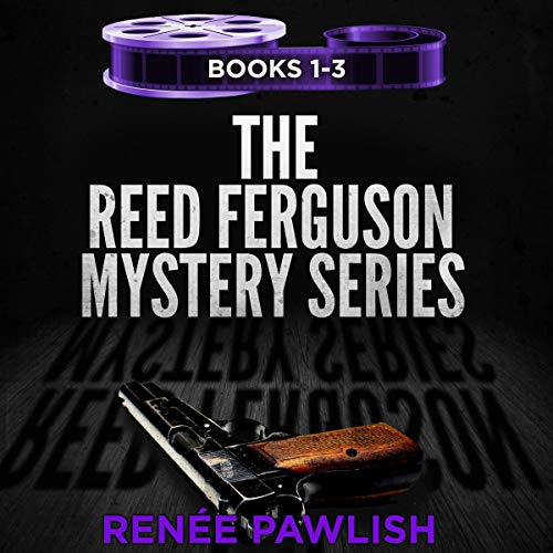 The Reed Ferguson Mystery Series, Box Set cover art