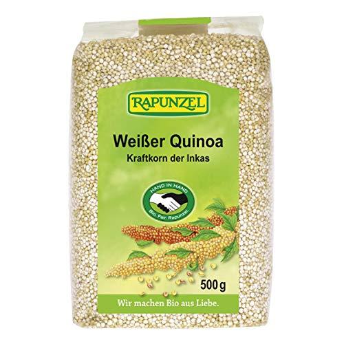 Rapunzel - Quinoa weiß HIH - 0,5 kg - 6er Pack