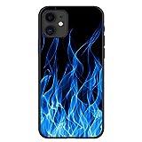 APHT Fuego Funda Carcasa para iPhone5-11 Pro MAX Ultra Fina Silicona Suave TPU Gel Carcasa Protectora Caso Cover Case