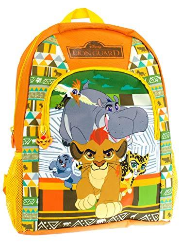 Disney Kinder Die Garde der Löwen Rucksack Lion Guard