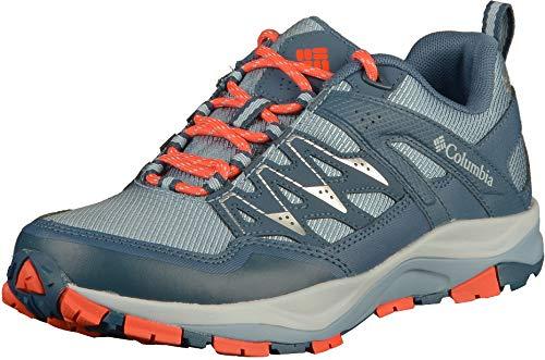 Columbia WAYFINDER OUTDRY Multi-Sport-Schuh für Damen, grau (dark mirage red quartz), 40 EU