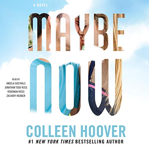 Page de couverture de Maybe Now