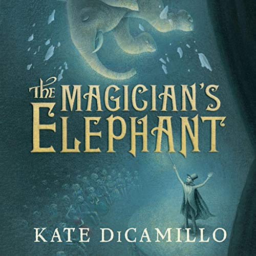 The Magician's Elephant                   By:                                                                                                                                 Kate DiCamillo                               Narrated by:                                                                                                                                 Juliet Stevenson                      Length: 2 hrs and 52 mins     1,536 ratings     Overall 4.1
