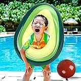 Nflatable Anillo de natación gigante Piscina Salón Adulto Piscina Flotador Mattres Natación Círculo Vida Boya Balsa Natación Agua Piscina Juguetes