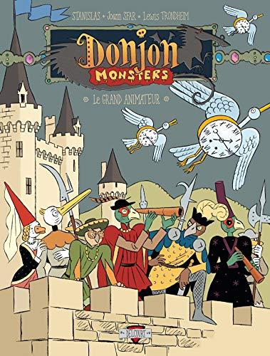 Donjon Monsters T11: Le Grand Animateur