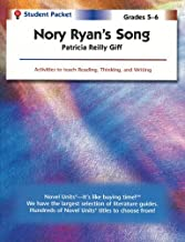 Nory Ryan's Song - Student Packet by Novel Units