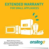 Onsitego 1 Year Extended Warranty for Small Appliances (Rs.5001-10000) (Email Delivery - No Physical Kit)